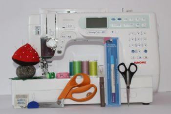 Sewing basics #1 - proper sewing tools