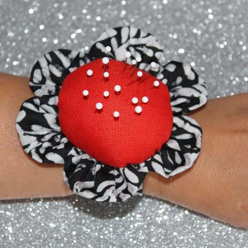 Wrist pincushion 1