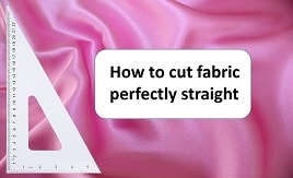 Read this before you cut