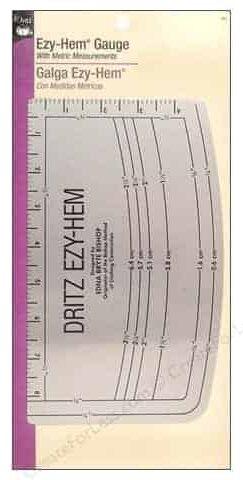 Ezy-hem gauge by Dritz