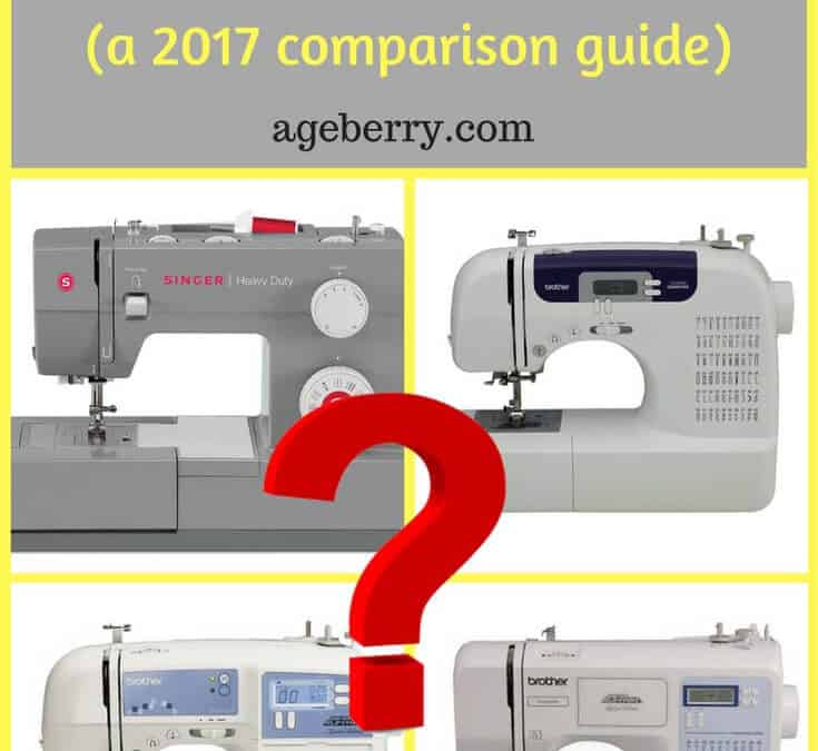 How to buy a sewing machine for beginners on Amazon