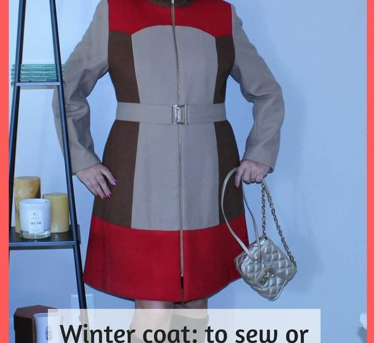 How to make a winter coat
