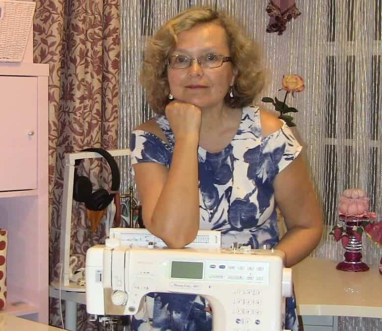 Sewing therapy for healthy living