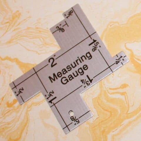 sewing gauge