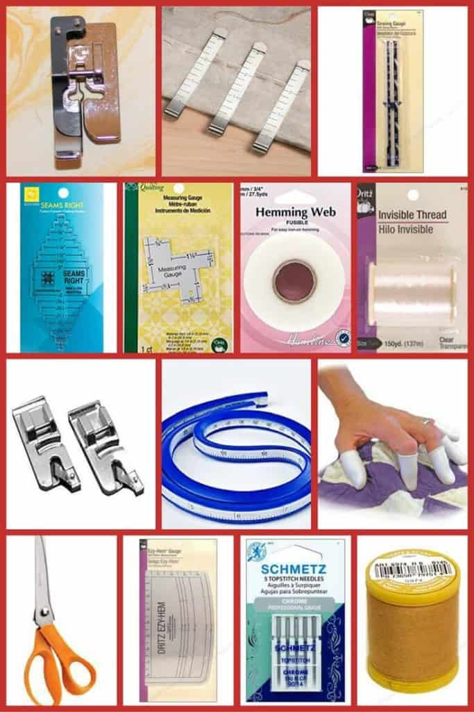 sewing tools guide