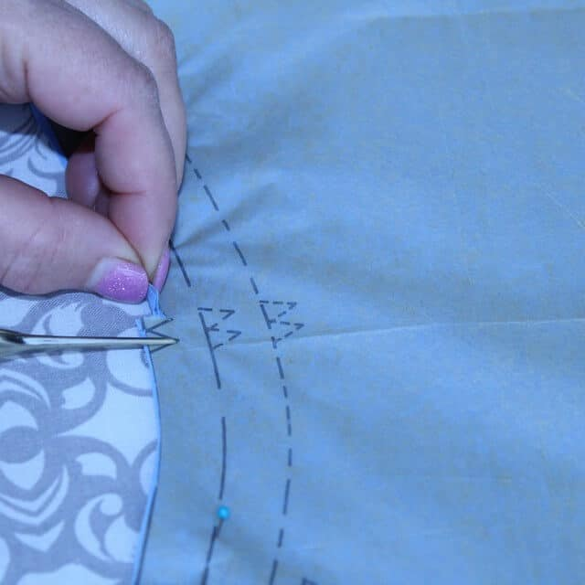 how to sew fast2