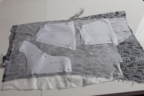 fusible interfacing for silk