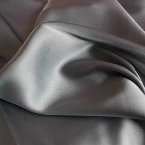 2ccea3bf45127d When sewing with Satin you can show whichever side you like because it is  completely reversible fabric. Silk Satin fabric looks ...