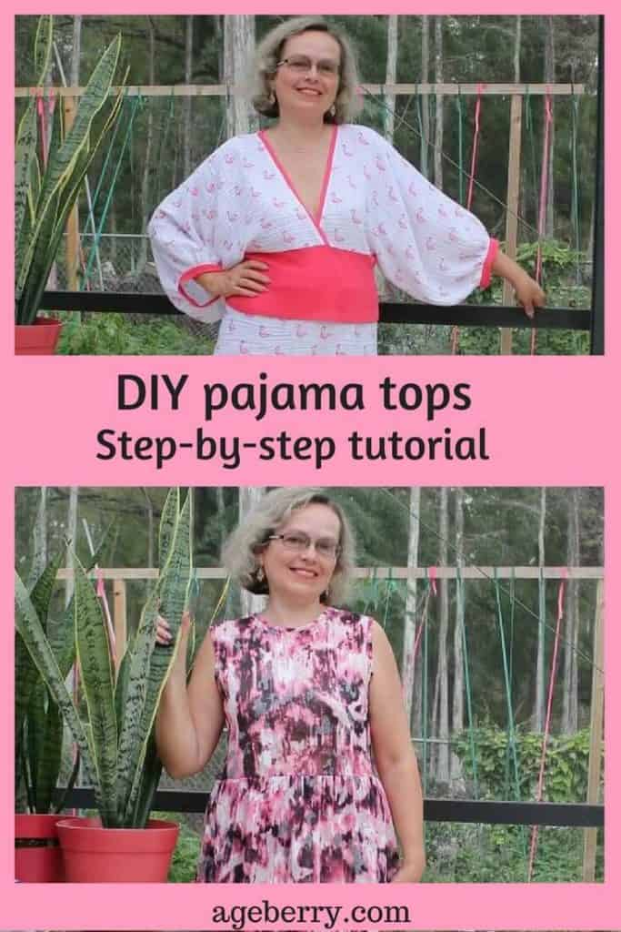 sewing patterns tops easy