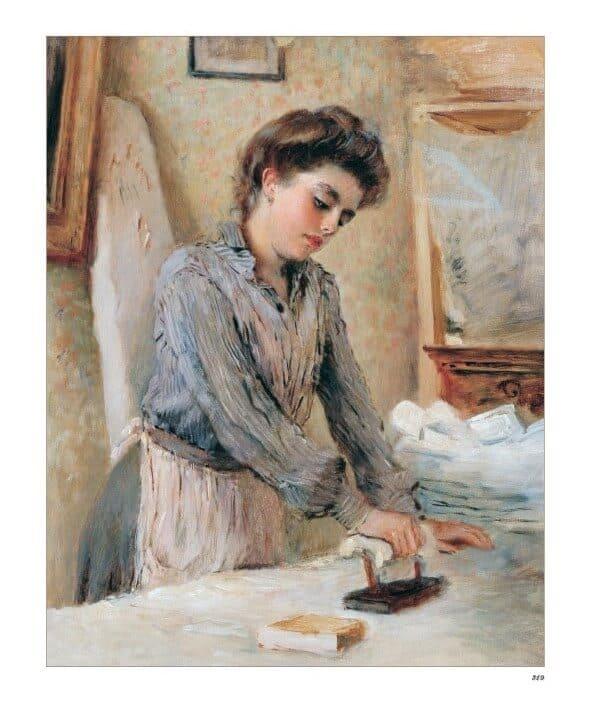 Russian painter K. Makovsky