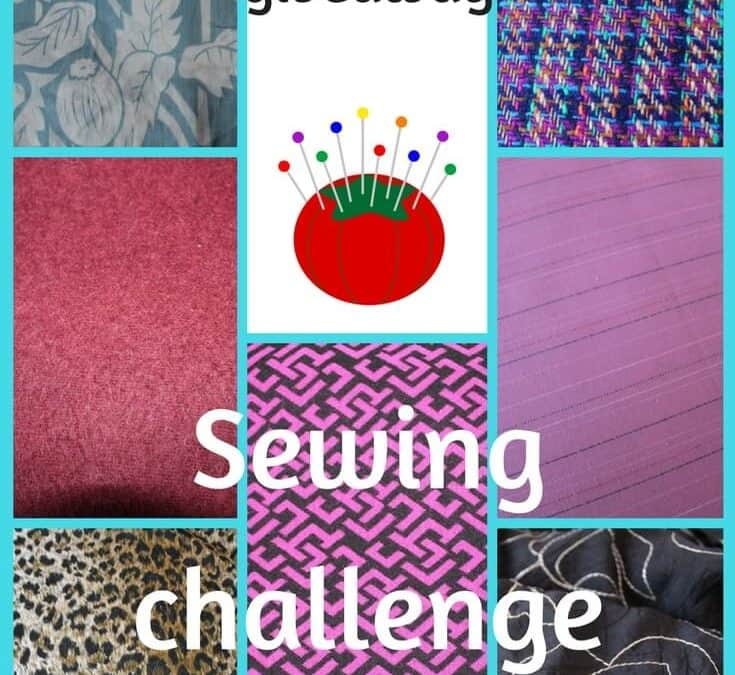 Are you up for a sewing challenge?