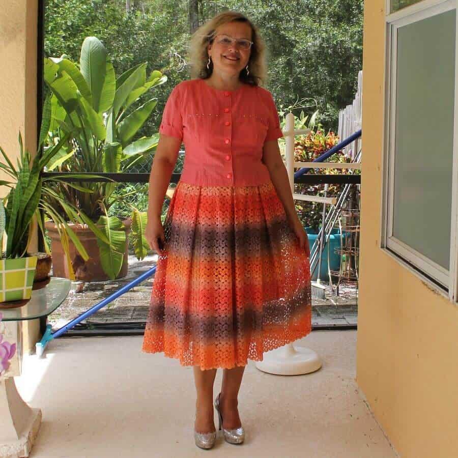 How to office wear dress