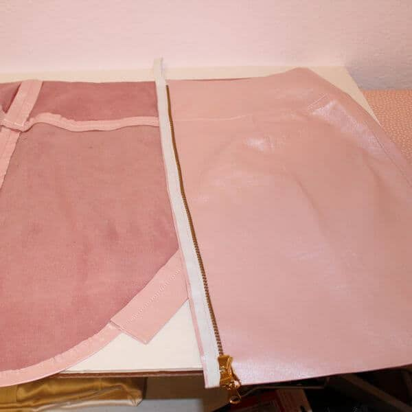 6a12850f756 I drafted the skirt pattern myself from a basic sloper. In upcoming posts