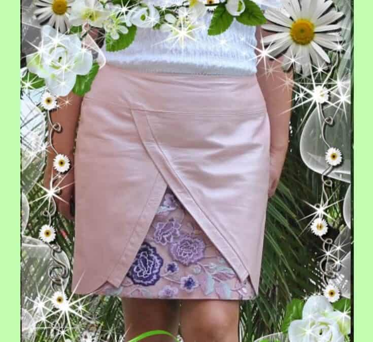 Simple sewing projects: DIY pencil skirt