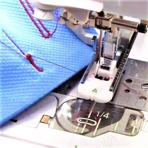 buttonhole troubleshooting