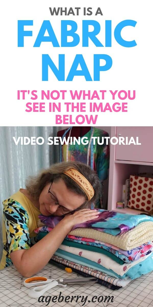 nap sewing pin for Pinterest