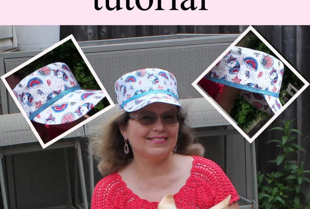 How to sew a hat for beginners