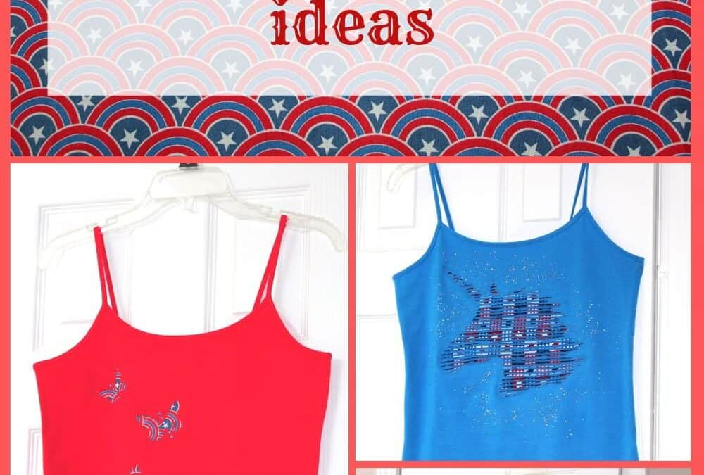 4th of July refashioning ideas