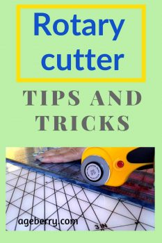 rotary cutter tips