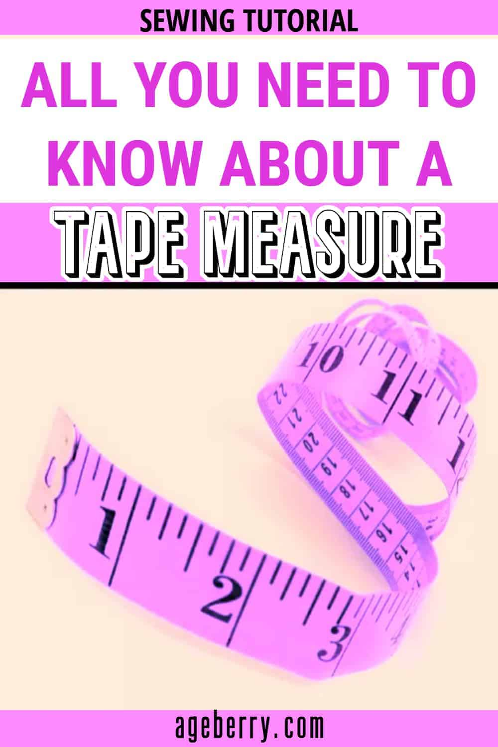 This is a graphic of Printable Measuring Tape for Body with flexible
