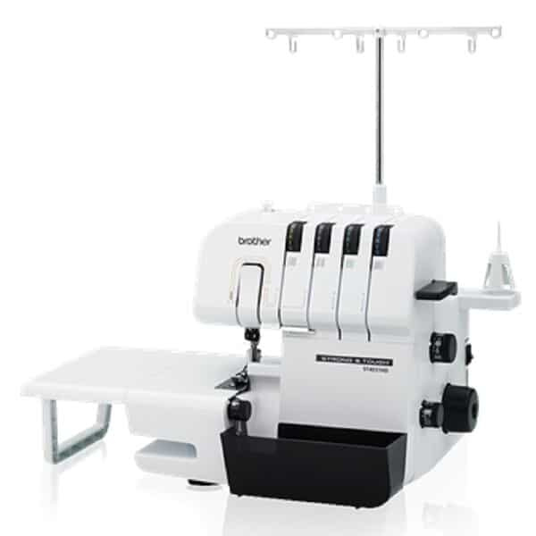 Strong and Tough 3/4 thread serger with differential feed