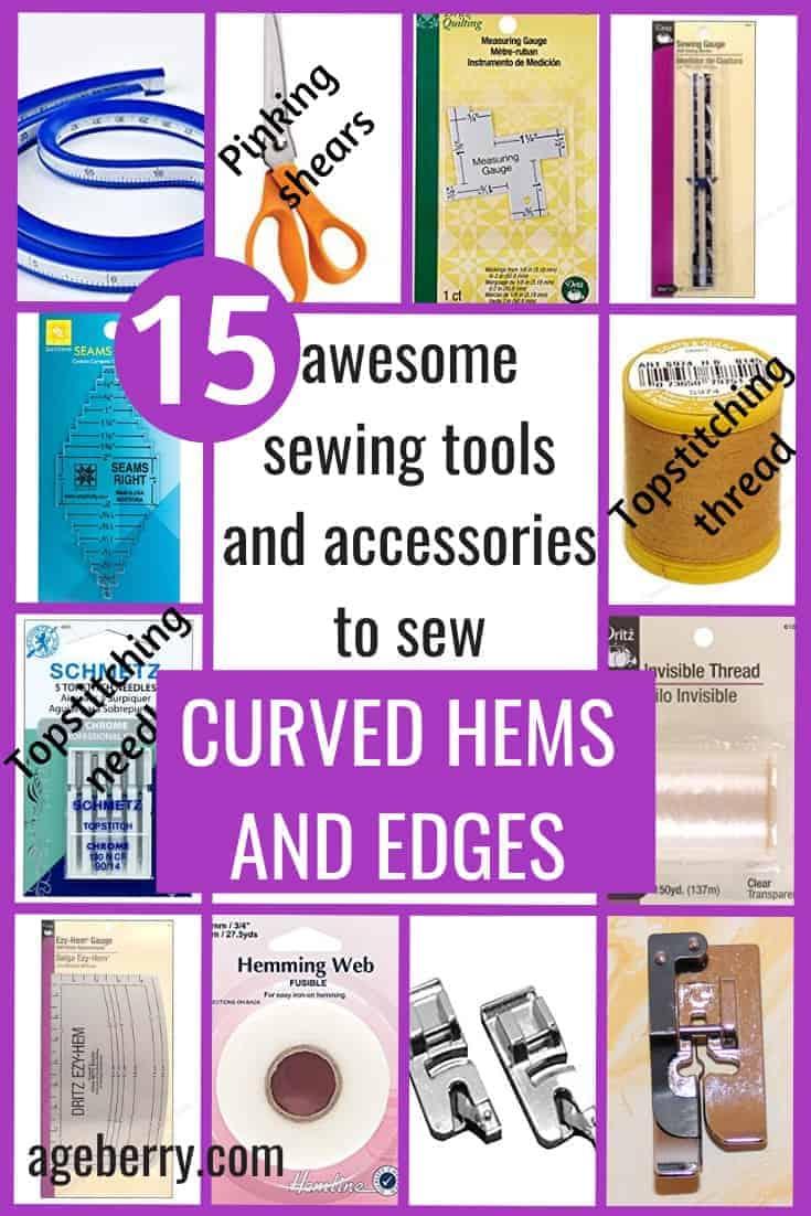 hemming tools sewing