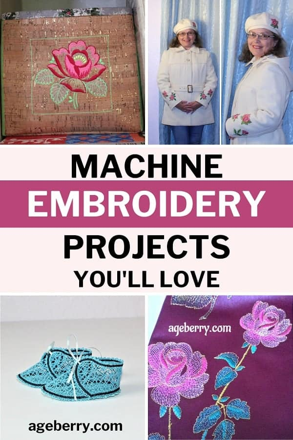 machine embroidery projects you will love