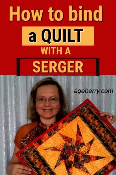 how to sew quilt binding