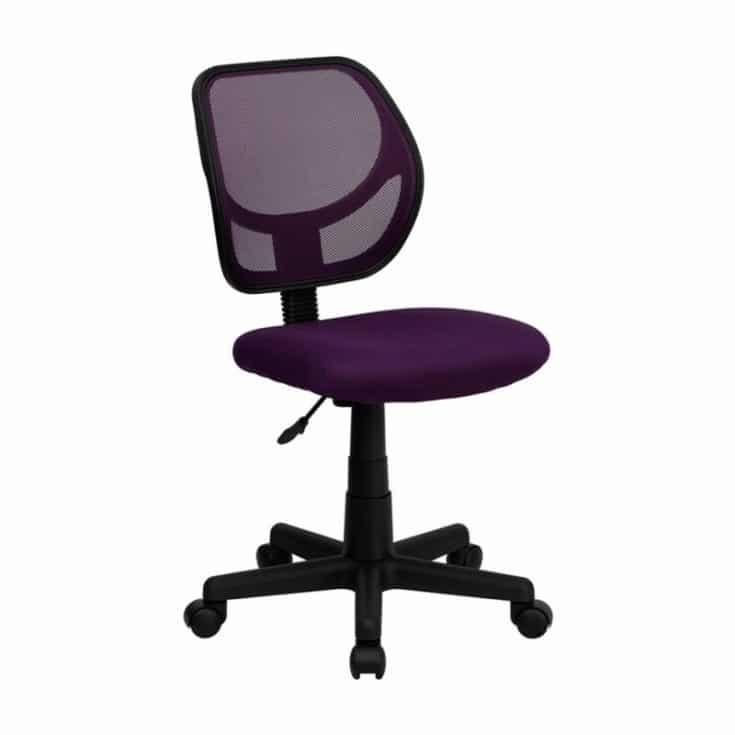 Rafia Mid-Back Mesh Task Chair