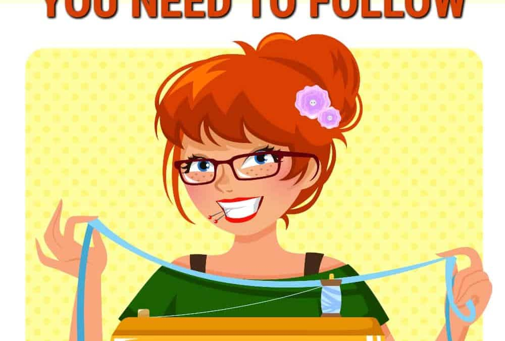 Quick safety tips you need to follow while sewing