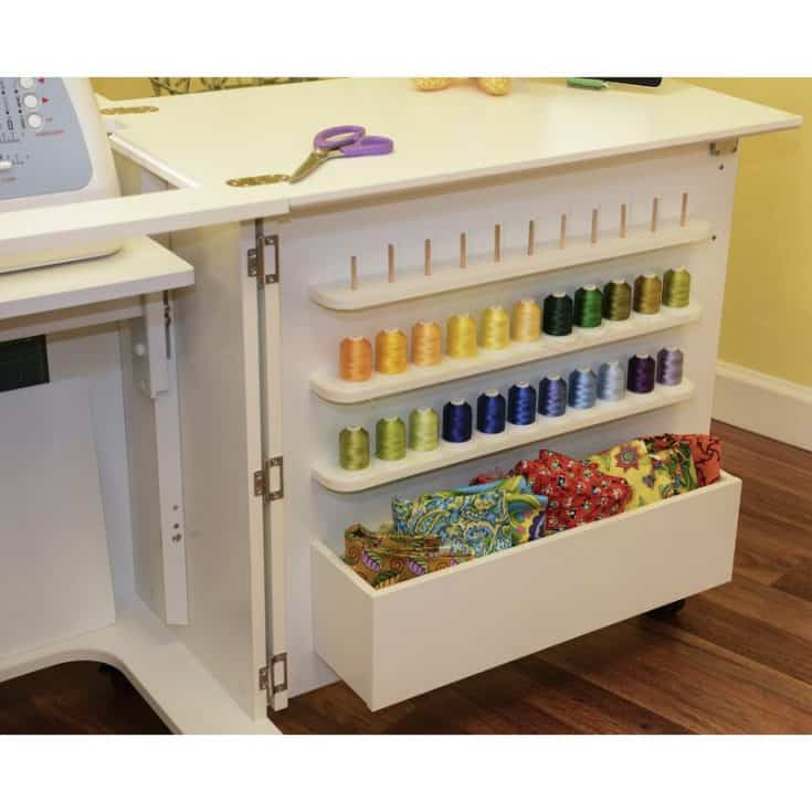 Wallaby II Sewing Table