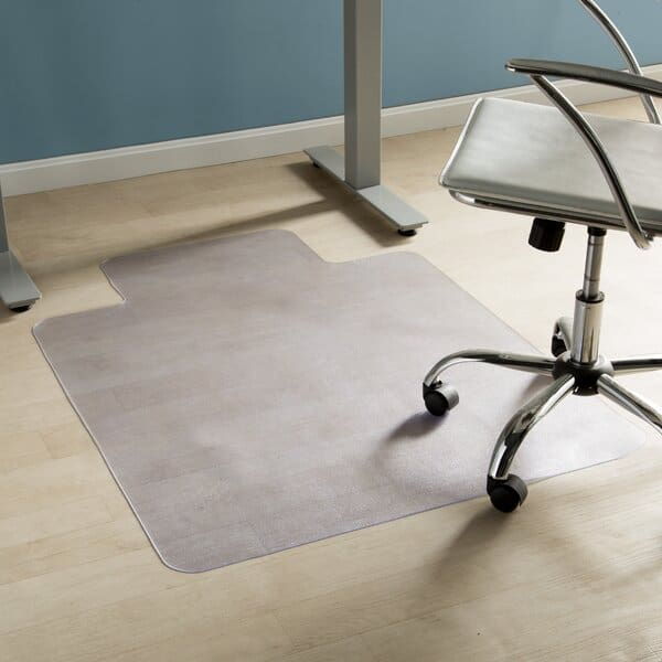 Wayfair Basics Hard Floor Straight Edge Chair Mat