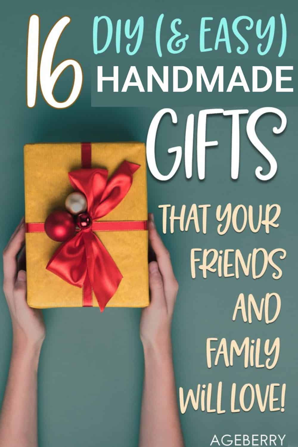 Last Minute Christmas Gifts Diy 16