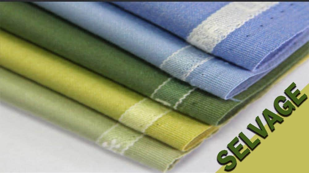 what is a selvage edge