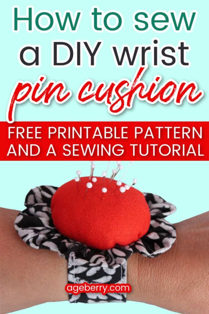 pin cushion bracelet pattern