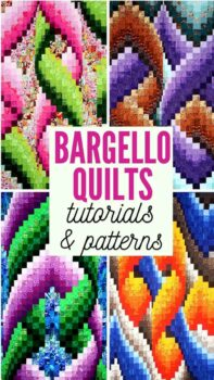 bargello quilt patterns and free tutorials