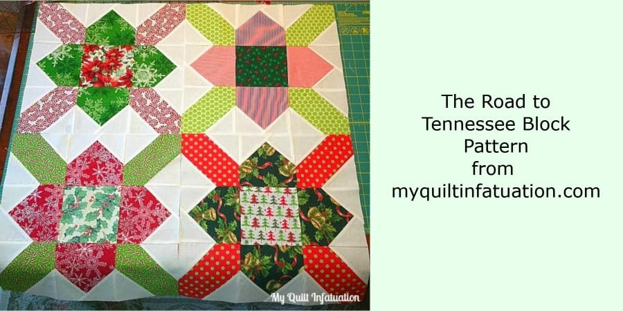 Christmas table runners to sew