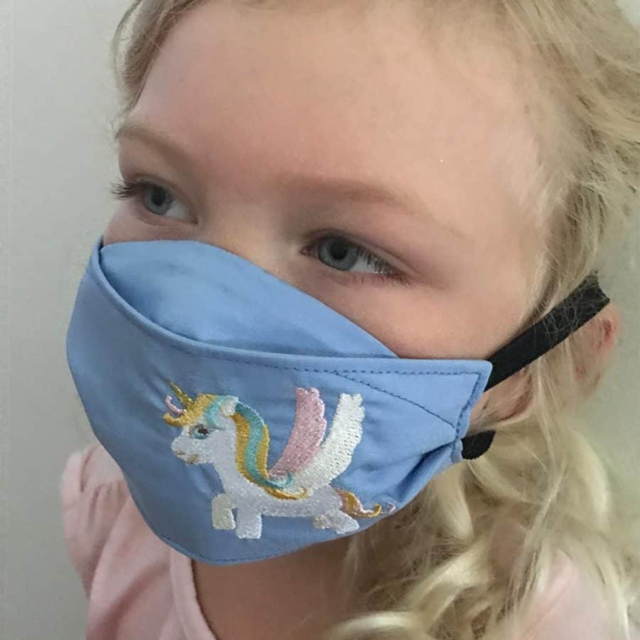 toddler face mask pattern