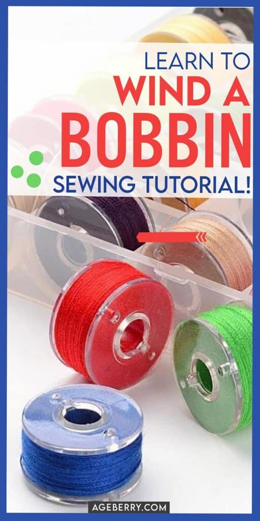 how to thread a bobbin sewing tutorial