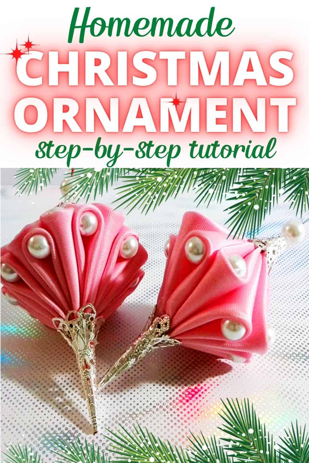 DIY Christmas ornaments 2020