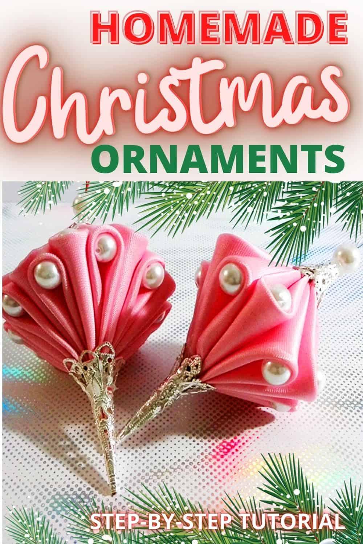 DIY Christmas ornaments 2020