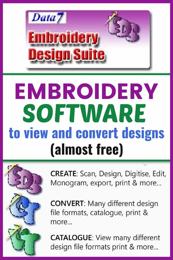 Digitizing embroidery software review