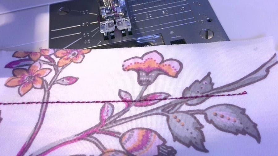 triple stretch stitch