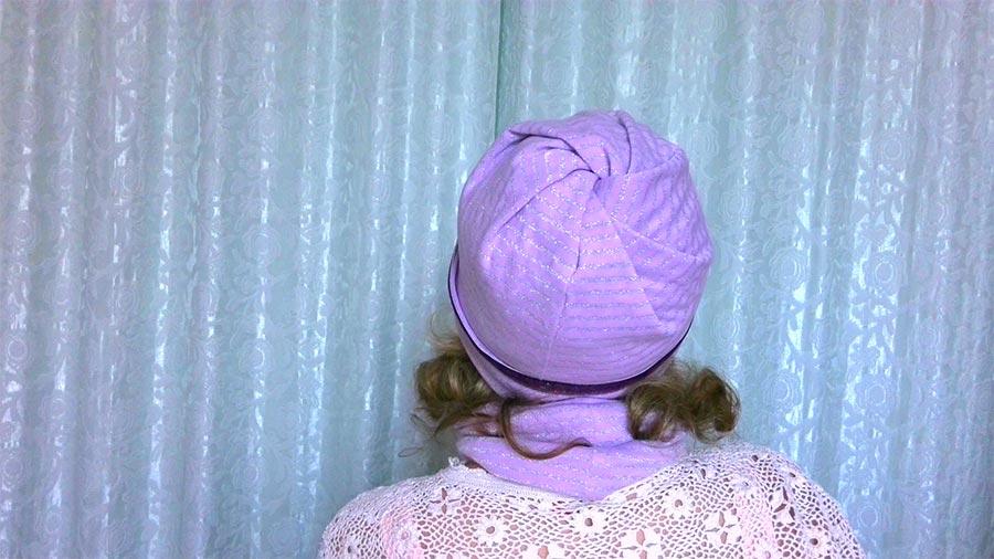 DIY beanie hat