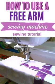 Free Arm Sewing Machine: Do I Need One?