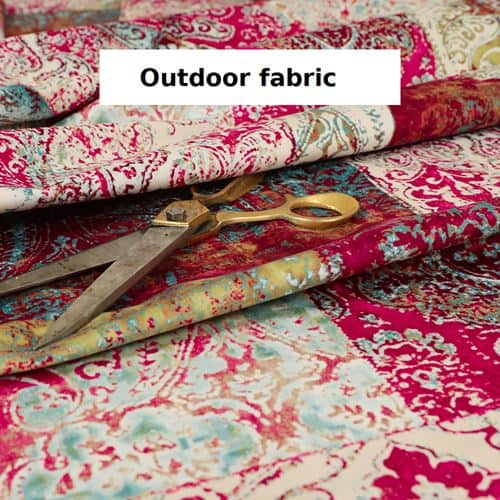 Best fabric for outdoor furniture and cushions