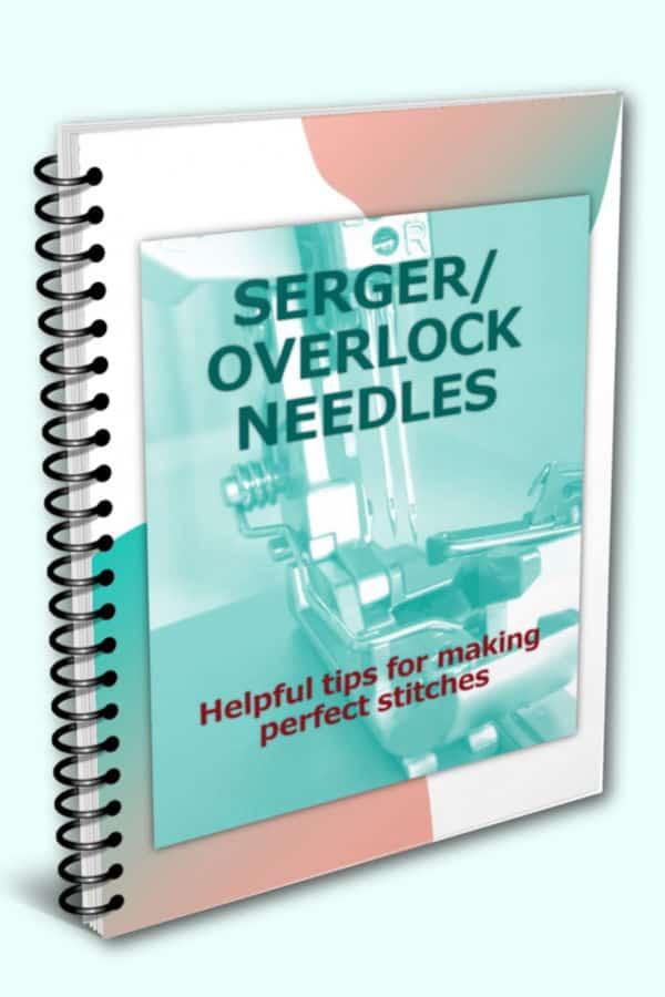 serger needles guide ebook