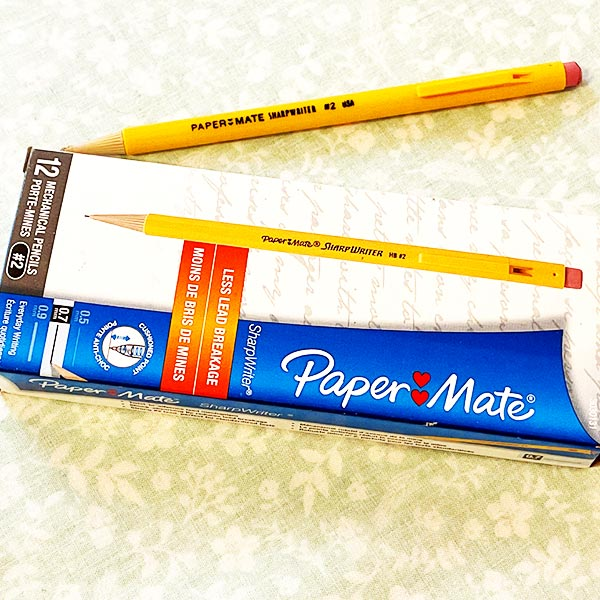 best pencils for drafting patterns