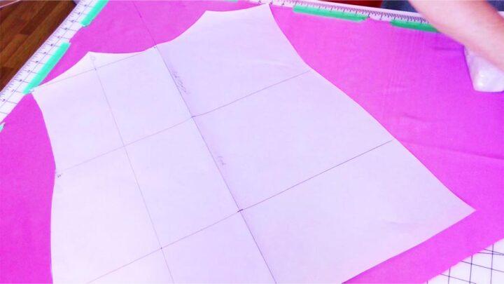 bias cut slip dress pattern