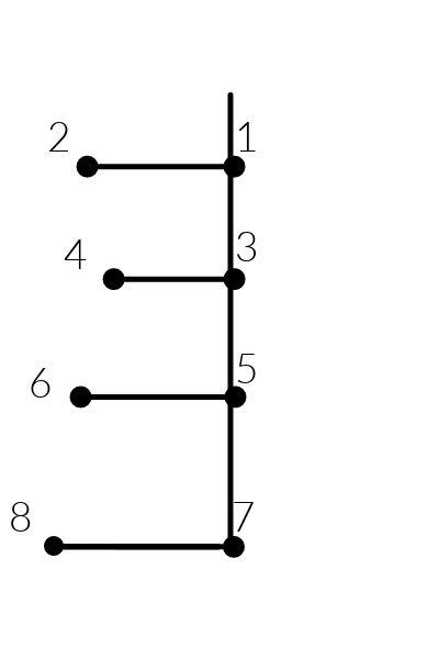 Making a bias cut slip dress pattern 4